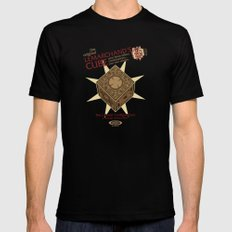 Lemarchand's Cube - Hellraiser Mens Fitted Tee Black MEDIUM