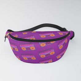 80's Boombox Fanny Pack