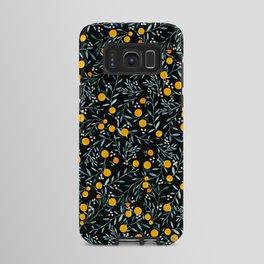 Oranges Black Android Case
