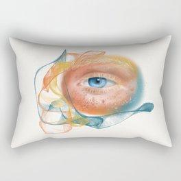 To Evolve Rectangular Pillow