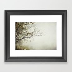 Escaping Into Your World Framed Art Print