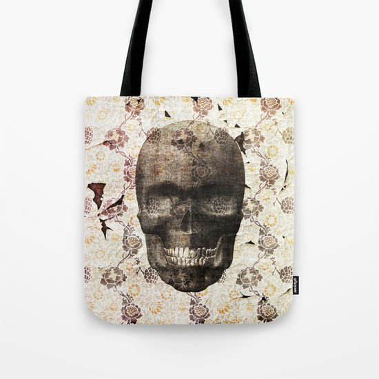 This Place is Death Tote Bag
