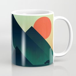 World to see Coffee Mug