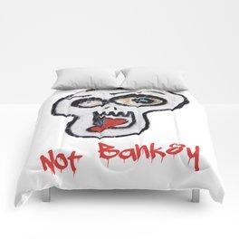 Not Banksy Comforters