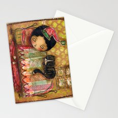 Sleep Tight My Darling One Stationery Cards