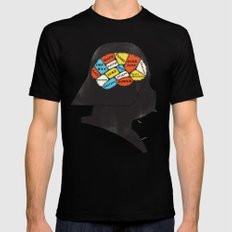 Vader Phrenology MEDIUM Mens Fitted Tee Black