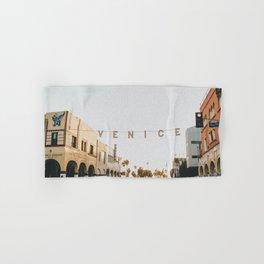 venice / los angeles, california Hand & Bath Towel