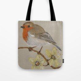 Robin Tote Bag