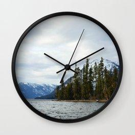 Safe & Sound Wall Clock