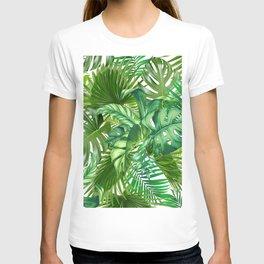green tropic T-shirt