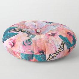 Hale Aloha Hibiscus Floor Pillow