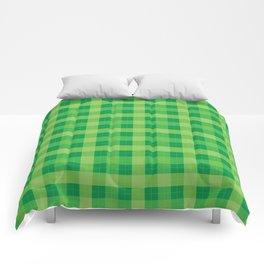 Happy St. Patrick's Day Pattern   Ireland Luck Comforters