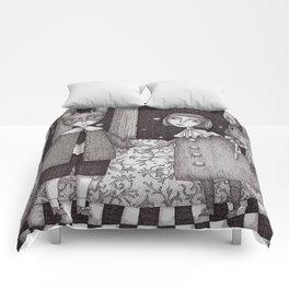 Hansel and Gretel Comforters