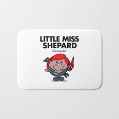 Little Miss Shepard Bath Mat