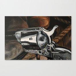 Wild West II Canvas Print