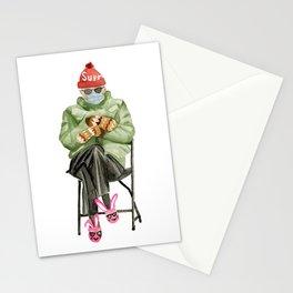 Bernie Sanders Watercolor Stationery Cards