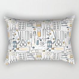 First aid kit Rectangular Pillow