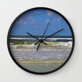 A Siesta Kinda Day Wall Clock