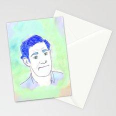 Jim Halpert Face.  Stationery Cards