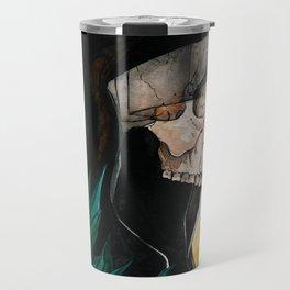 Grim Reaper Travel Mug