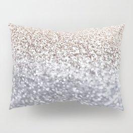 SILVER GLITTER Pillow Sham