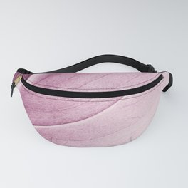 Leaf Abstract Fanny Pack