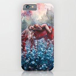 Epona iPhone Case