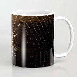 Spider's Web Coffee Mug