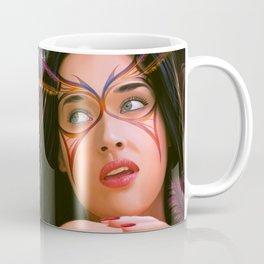 Green Cristals Coffee Mug