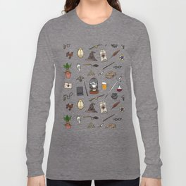 Harry Pattern Long Sleeve T-shirt