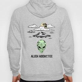 Alien Abductee Funny UFO Extraterrestrial Nerd Believer Hoody