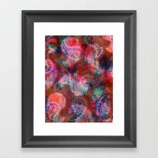 Anushka Paisley {1A} Framed Art Print