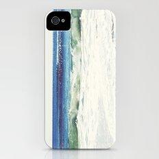 Ocean Blues iPhone (4, 4s) Slim Case