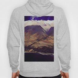 Purple Hills Hoody