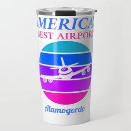 Best Airport: Alamogordo Travel Mug
