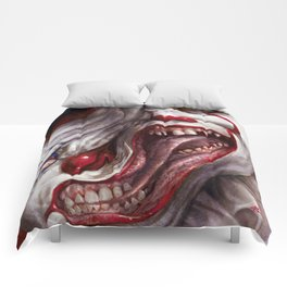 Assimilated! Comforters