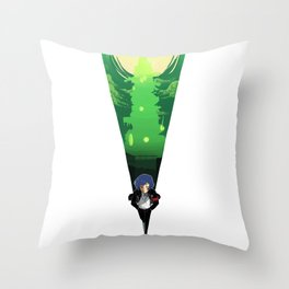 persona 3 Throw Pillow