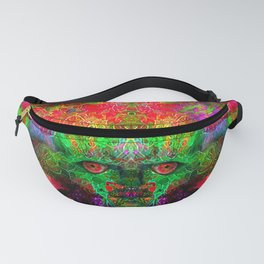 The Flower King Fanny Pack