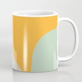 Ziz Abstract Painting Coffee Mug