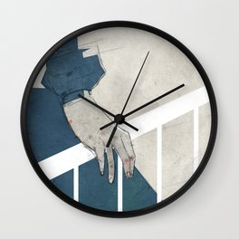 Eveline three Wall Clock