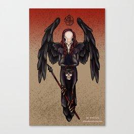 Red Spirit-One Canvas Print