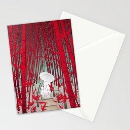 Yuki- onna Stationery Cards