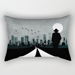 LAST MAN STANDING Rectangular Pillow