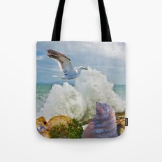 Balanced Arrival Tote Bag