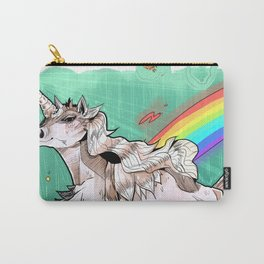 Unicorn Horn Carry-All Pouch