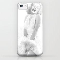Marilyn Monroe. Slim Case iPhone 5c