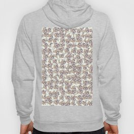 Giant money background 50 pound notes / 3D render of thousands of 50 pound notes Hoody