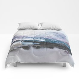 the beauty of impermanence II Comforters