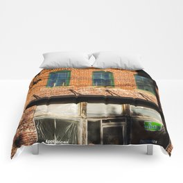 Window Shopping Comforters