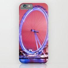 The London Eye, Pink Sky iPhone 6s Slim Case